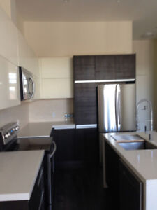 Close to downtown 1 bedroom and den for rent