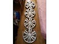 wheel trim cover Honda 15 inch like new 2016 set of 4