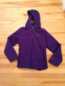 Columbia Coat for Fall, Purple, Size Lg (14/16)