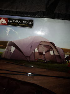 WOW New !    10 person 2 ROOM Tent