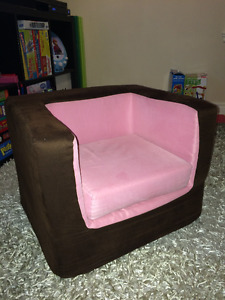 Cubino chair for girl - Chaise Cubino pour fille