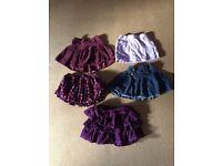 5 Skirt Bundle Age 3