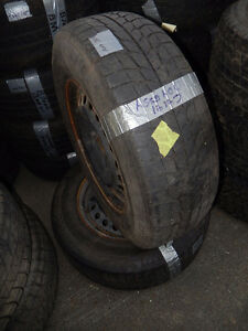 Michelin tires for sale! 225/70 R16 Winter #C4141