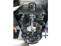 Used Francine cherub espresso machine