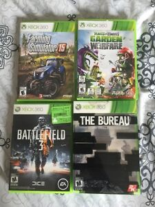 LOTS OF CHEAP XBOX 360 GAMES!!!