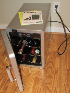 Virtually New Countertop WINE FRIDGE for Condo/Family Room