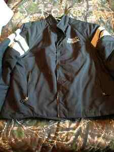 Men's XL Haley Davidson Fall Coat/Vest