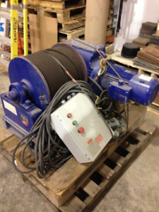 Industrial Electric Lifting Winch