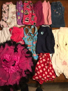 Girl's Size 5 Clothing - 34 Items