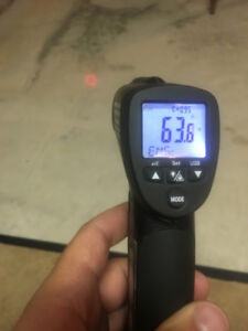 Omega Infrared Thermometer Gun