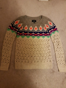 AMERICAN EAGLE LADIES SWEATER
