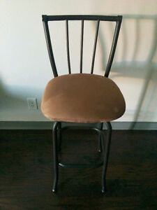 Bar Stool Chair - Brand New Condition North Shore Greater Vancouver Area image 1