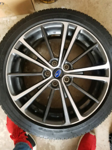 2014 brz stock tires and rims