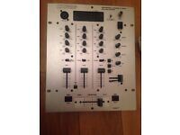 BEHRINGER DX 626 GREAT CONDITION
