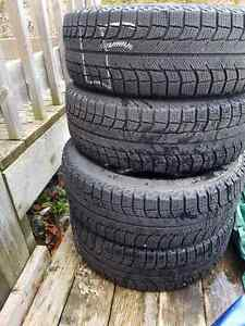 Michelin 195/65 R15 winter tires new Oakville / Halton Region Toronto (GTA) image 1