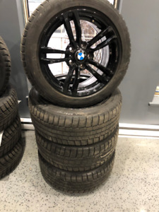 Kit BMW With Michelin alpine Runflats 225/50/17 699$!!
