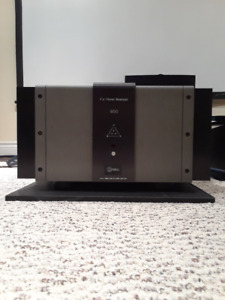 KRELL FPB 600 solid state power amplifier.