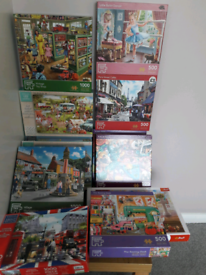 5oo pc and 1000 pc jigsaws (12)