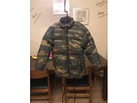 GAP DUCK FEATHER PADDED COAT AGE 12 YEARS