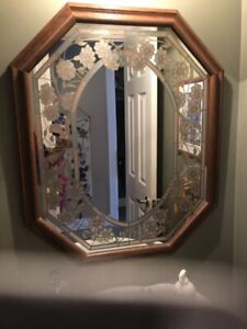 Bathroom Mirror and Accessories