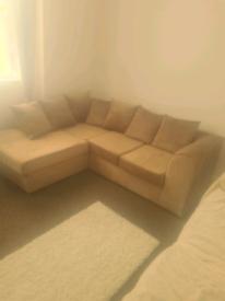 Sofa in Gateshead left hand corner sofa brand new 2 weeks ago 350 ono