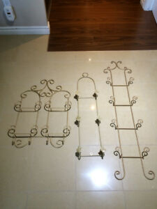 WALL PLATE HOLDERS
