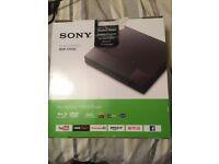 Blu-Ray DVD Player with Netlflix, iplayer, Amazon Prime