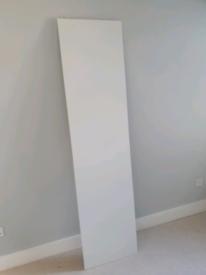 Free furniture board in white 500 x 2000mm