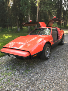 Rare Car, Bricklin