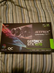 ASUS GTX 1070 STRIX (8GB)