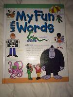 My fun words book