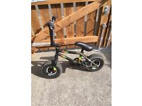 Rasta mini rocker bmx