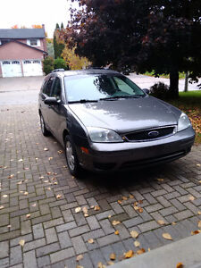 2007 Ford Focus SE Wagon Safetied and E-TESTED, Used Car package