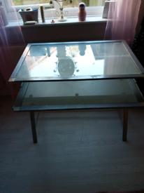 Desk glass