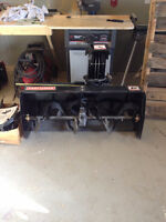 "Craftsman 44"" Snowblower"