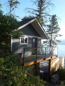 Lakefront house for rent -long term
