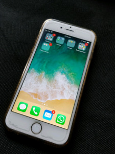 LNIB Iphone 6s Gold