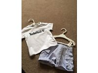 Baby boy timberland clothes