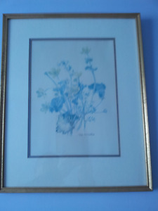 Mary Mcmurtrie lithograph