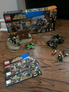 DC Batman Lego Set 76056