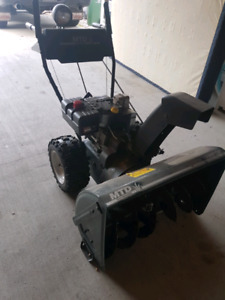 Snow Blower for sale!