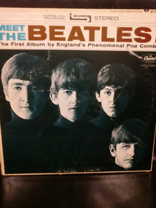 Beatles Album Vinyl