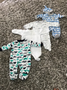 Baby Clothes New Born to 6 Months