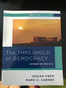 The Threshold of Democracy – Athens in 403 BC