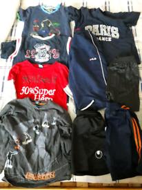 Boys clothes age 8- 9