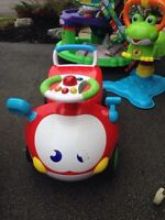 Itsimagical riding push toy
