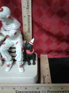 Musical wind up-museum collection- Runaway -Send in the Clowns Windsor Region Ontario image 2