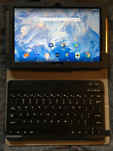 """Acer One 10"""" 7.0 Tablet Laptop 2GB 16GB 1.3GHz Keyboard &  Case"""