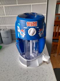 Mini slush puppy machine