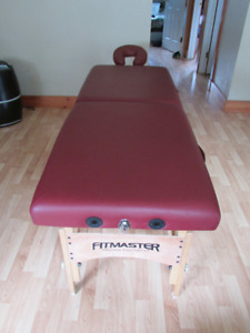 PRICE DROP!!!  Portable Massage Table